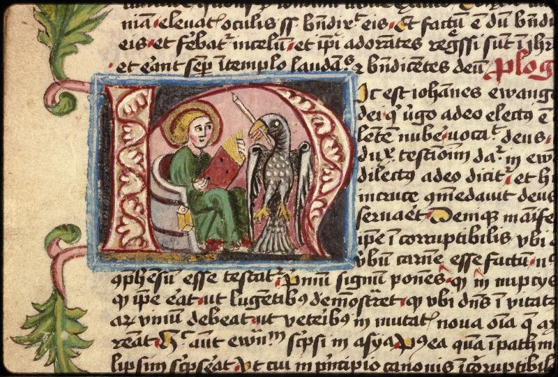Prague, Musée nat., Bibl., XVIII. B. 18, f. 435v