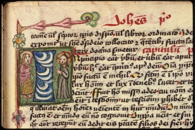 Prague, Musée nat., Bibl., XVIII. B. 18, f. 436