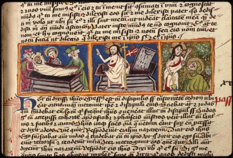 Prague, Musée nat., Bibl., XVIII. B. 18, f. 445