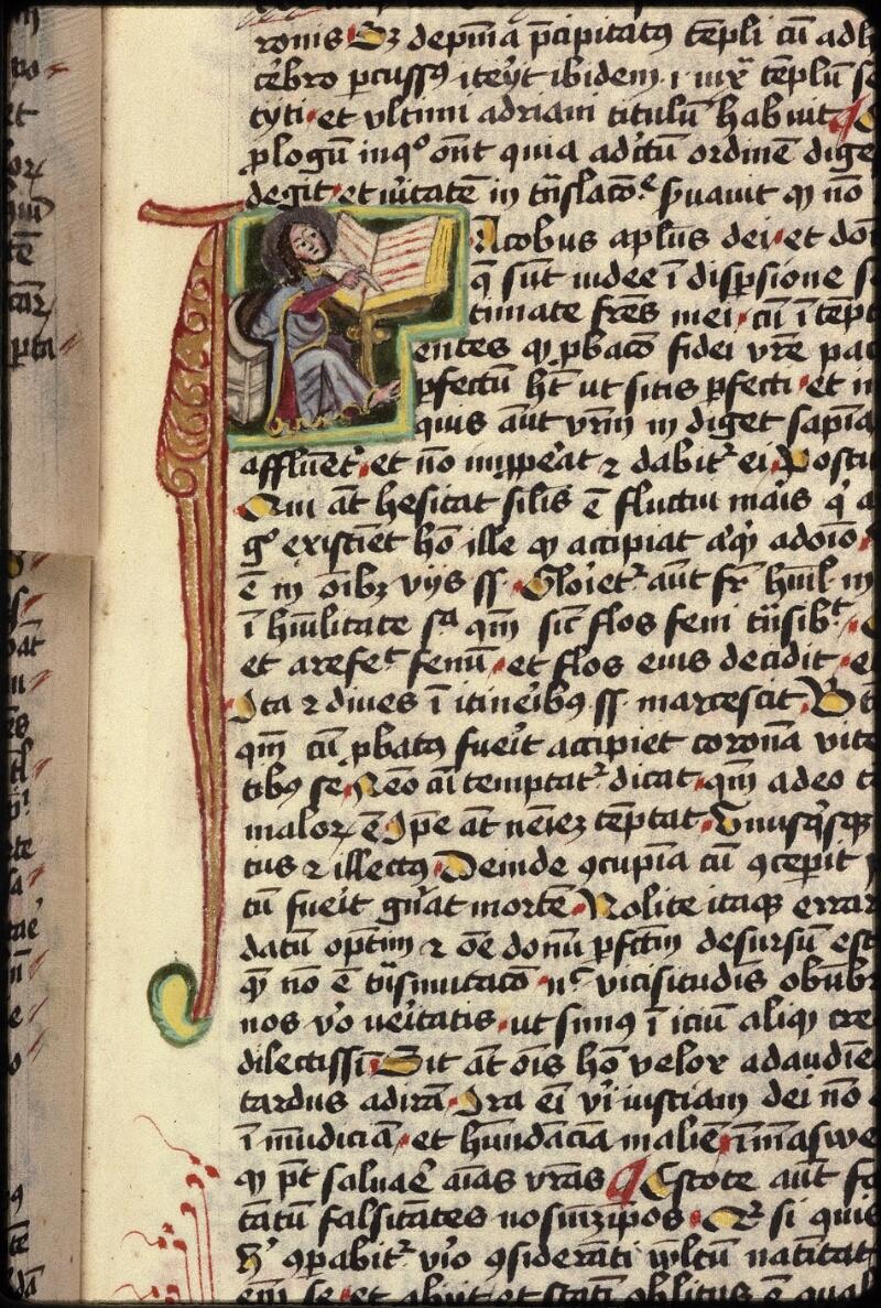 Prague, Musée nat., Bibl., XVIII. B. 18, f. 500