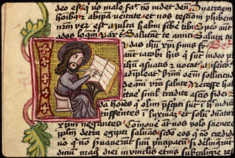 Prague, Musée nat., Bibl., XVIII. B. 18, f. 506v