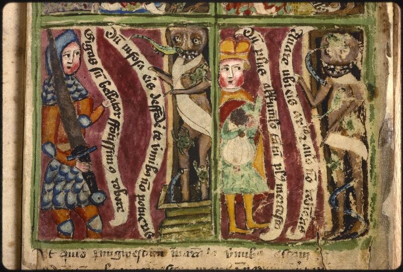 Prague, Musée nat., Bibl., XVIII. B. 18, f. 542 - vue 3