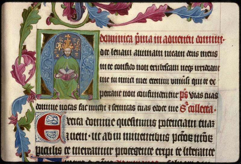 Prague, Musée nat., Bibl., XVIII. B. 35, f. 028 - vue 2