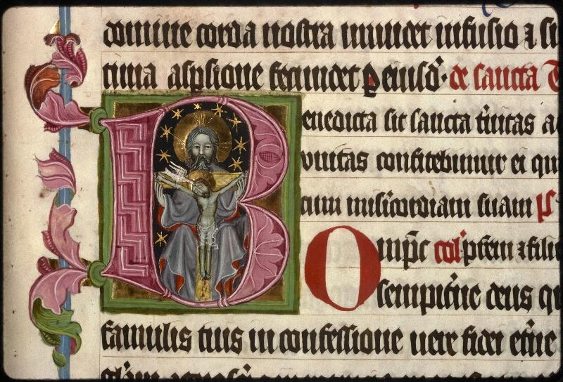 Prague, Musée nat., Bibl., XVIII. B. 35, f. 053 - vue 2