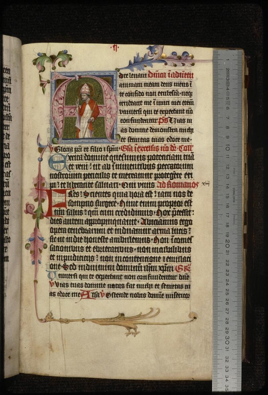 Prague, Musée nat., Bibl., XVIII. E. 16, f. 004 - vue 1
