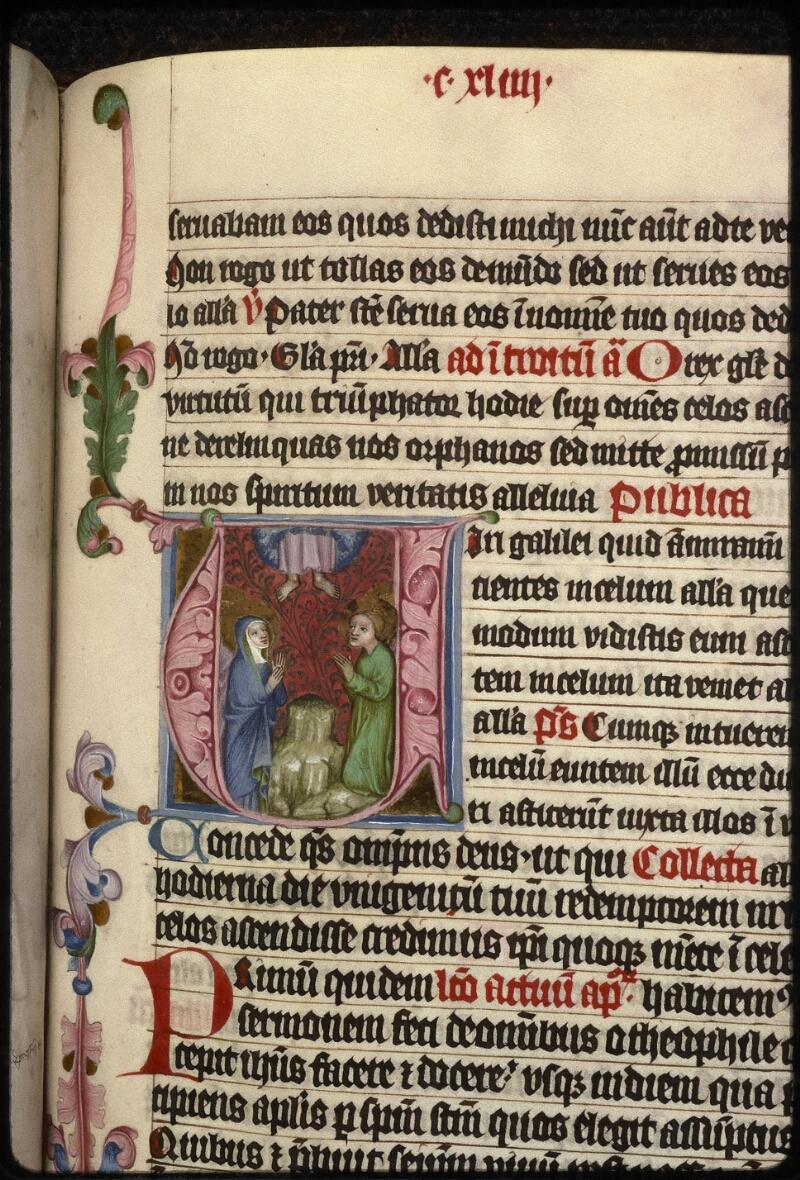 Prague, Musée nat., Bibl., XVIII. E. 16, f. 151