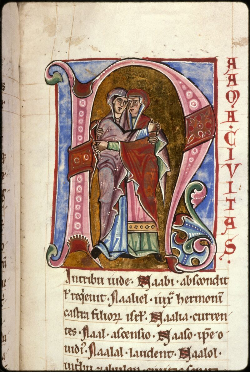 Prague, Musée nat., Bibl., X. A. 11, f. 108