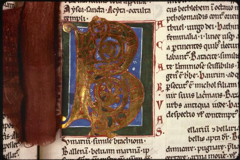 Prague, Musée nat., Bibl., X. A. 11, f. 203