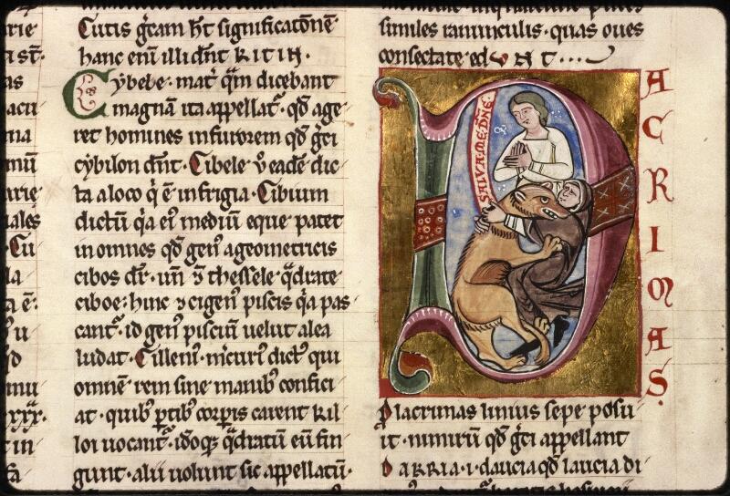 Prague, Musée nat., Bibl., X. A. 11, f. 213