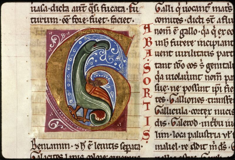 Prague, Musée nat., Bibl., X. A. 11, f. 217v