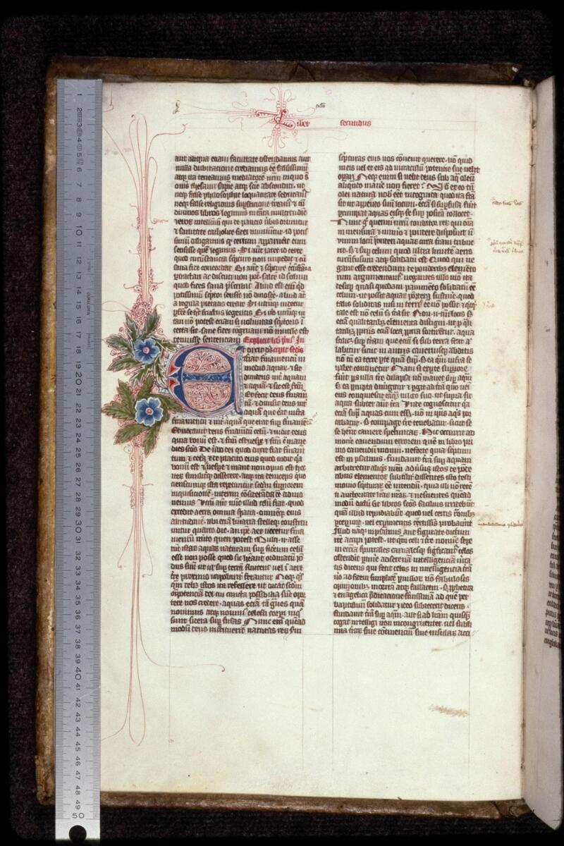 Prague, Musée nat., Bibl., XII. A. 04, f. 009v - vue 1