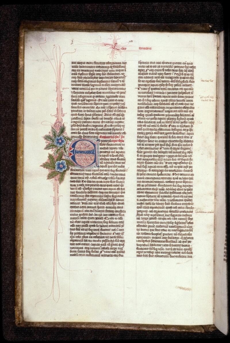 Prague, Musée nat., Bibl., XII. A. 04, f. 009v - vue 2