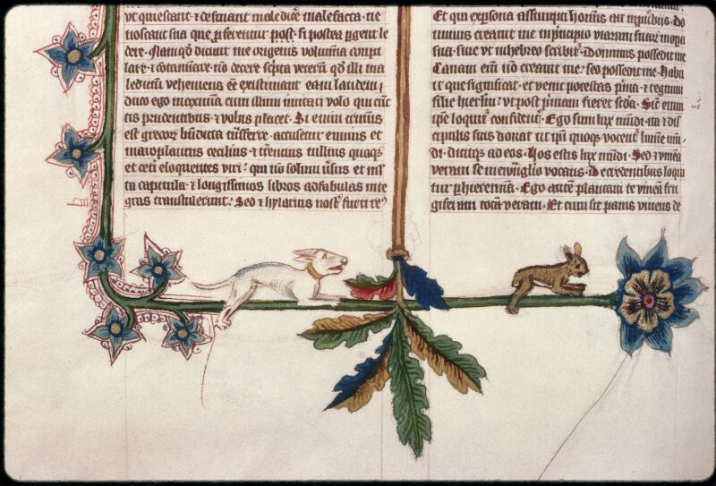 Prague, Musée nat., Bibl., XII. A. 04, f. 169v - vue 2