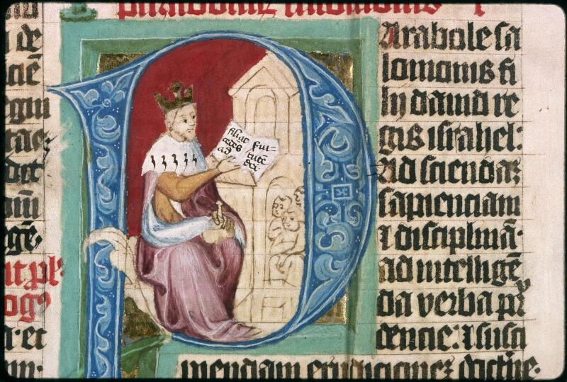 Prague, Musée nat., Bibl., XII. A. 09, f. 001v - vue 3