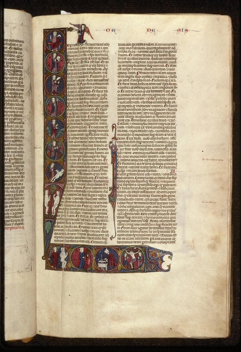 Prague, Musée nat., Bibl., XII. A. 10, f. 004 - vue 1