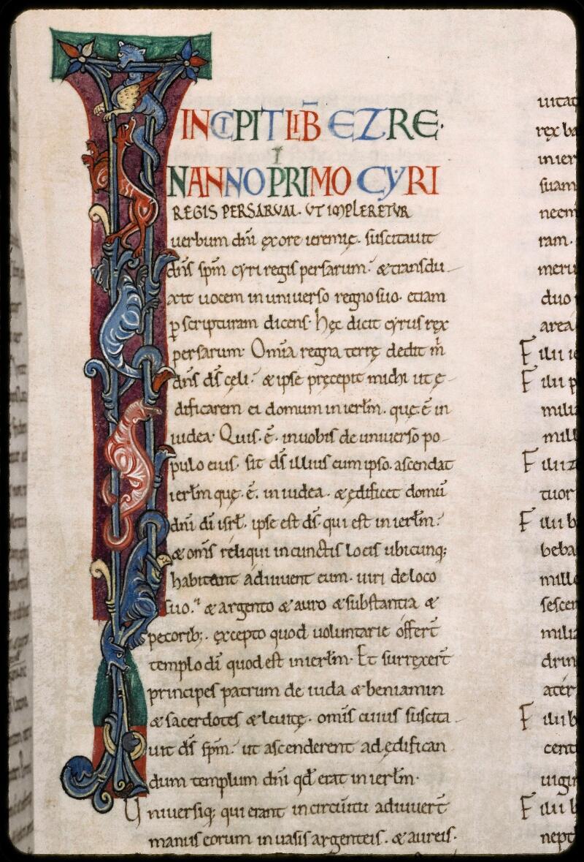 Sées, Bibl. de l'Evêché, ms. 0002, f. 133