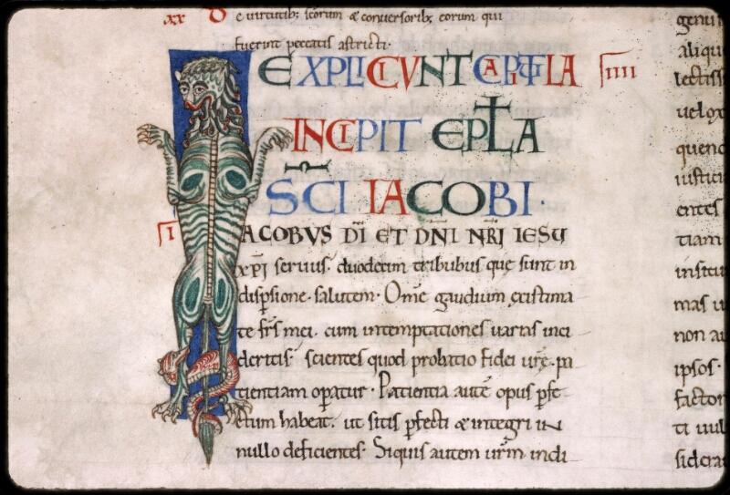 Sées, Bibl. de l'Evêché, ms. 0002, f. 167v