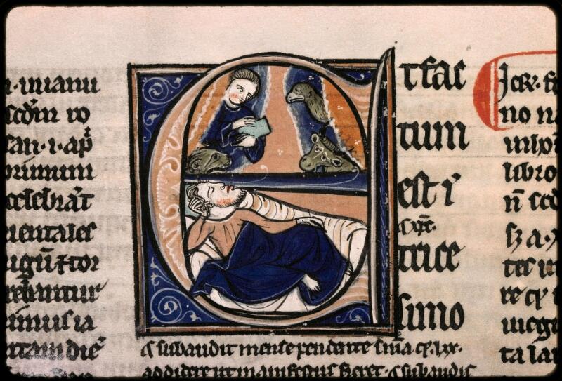 Sées, Bibl. de l'Evêché, ms. 0004, f. 002v