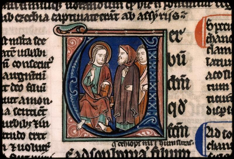 Sées, Bibl. de l'Evêché, ms. 0004, f. 148v