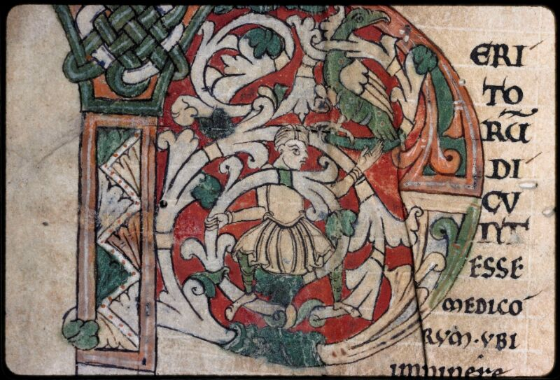 Sées, Bibl. de l'Evêché, ms. 0006, f. 001 - vue 2