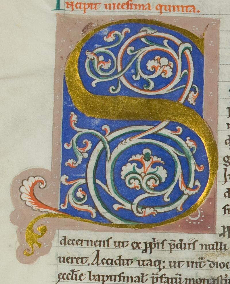 SAINT-OMER, Bibliothèque municipale, 0453, f. 198v - vue 1