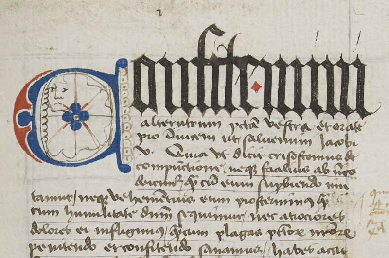 Semur-en-Auxois, Bibl. mun., ms. 0020, f. 051 - vue 2