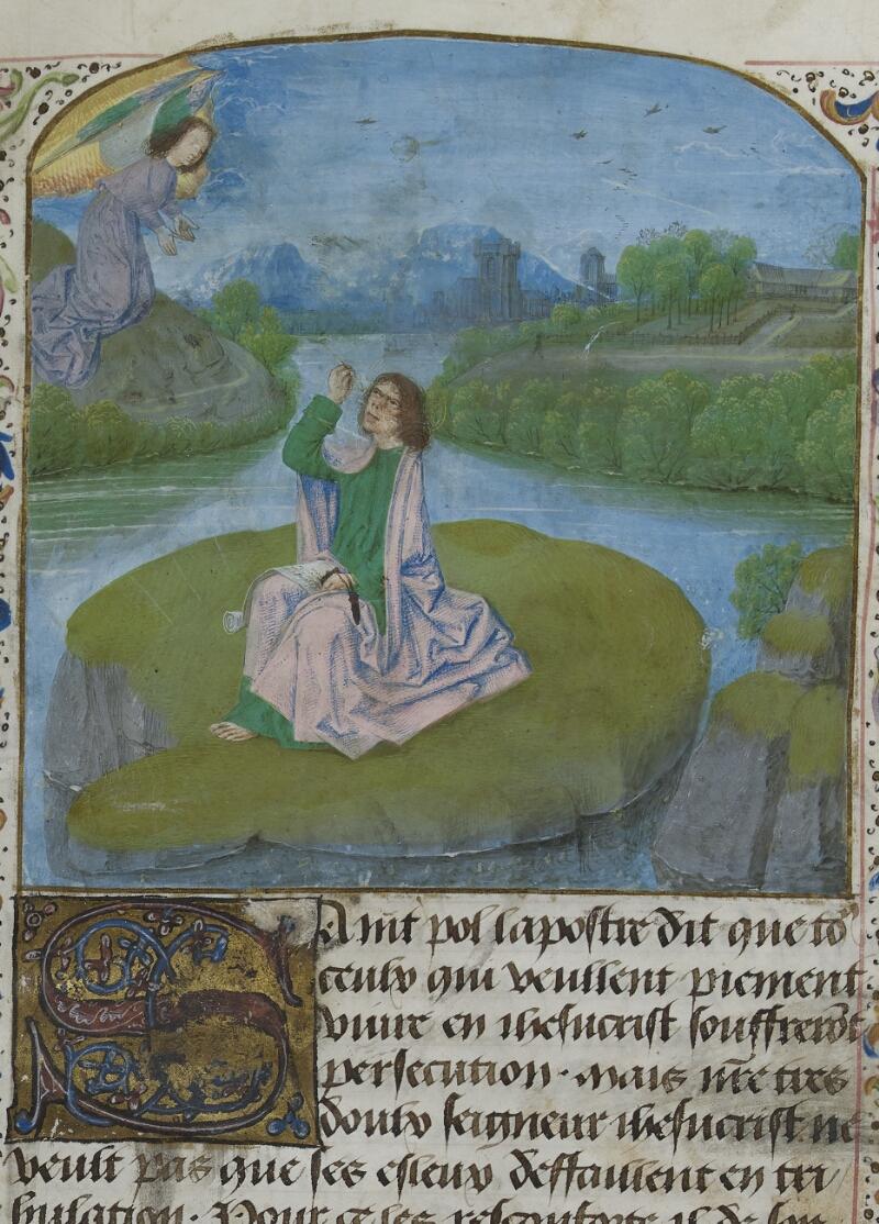 Semur-en-Auxois, Bibl. mun., ms. 0041, f. 002 - vue 2