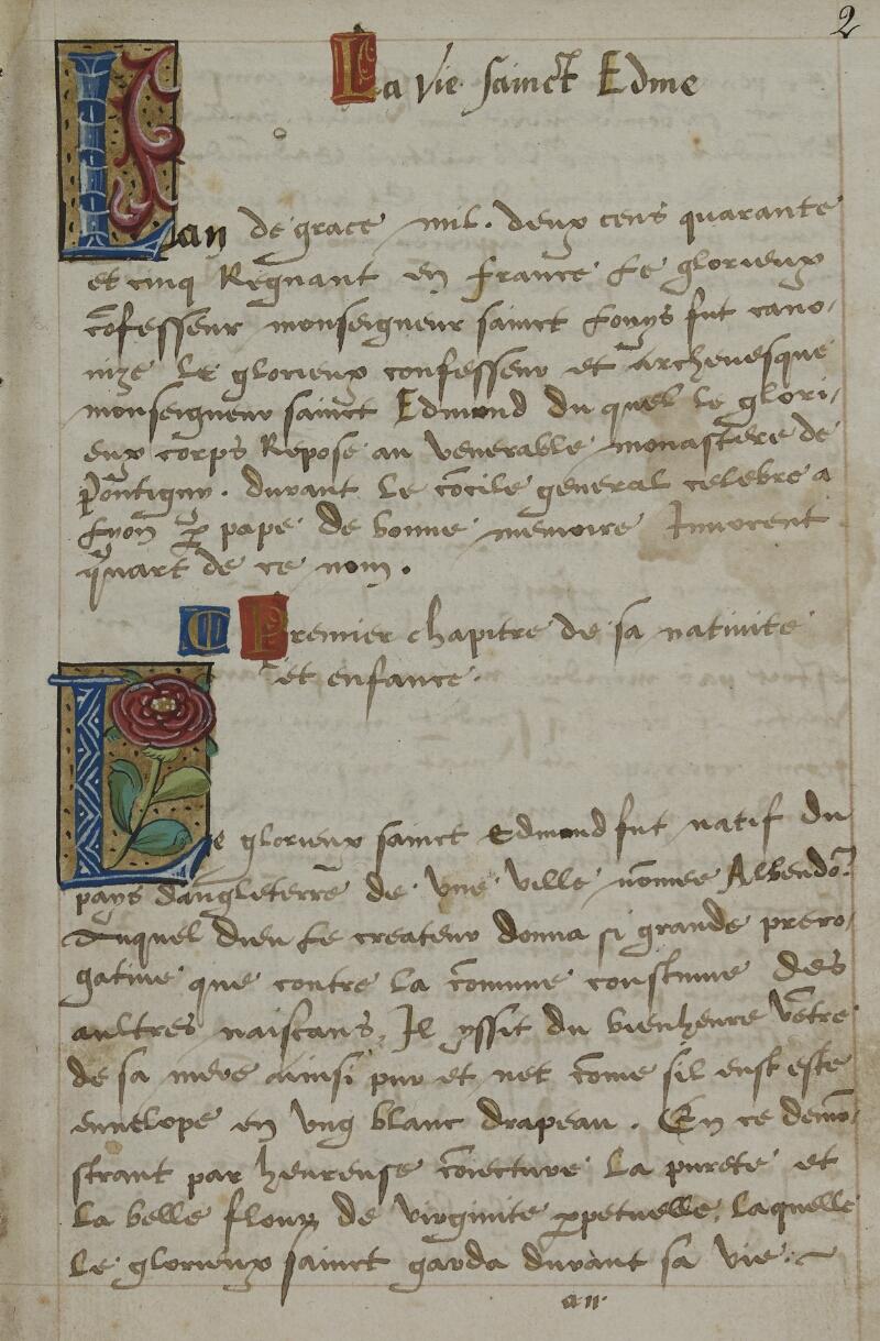 Semur-en-Auxois, Bibl. mun., ms. 0092, f. 002