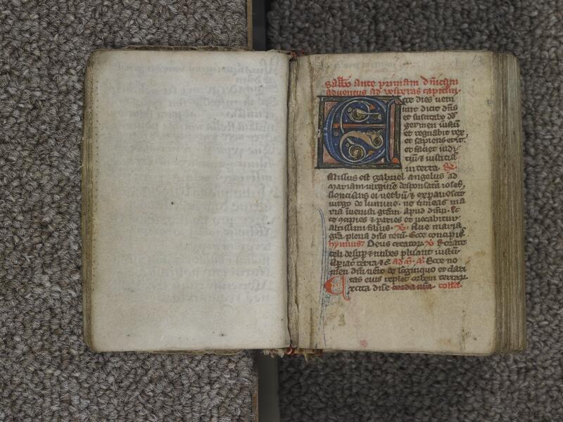 TOURNAI, Bibliothèque du Séminaire, 013, f. 012v - 013