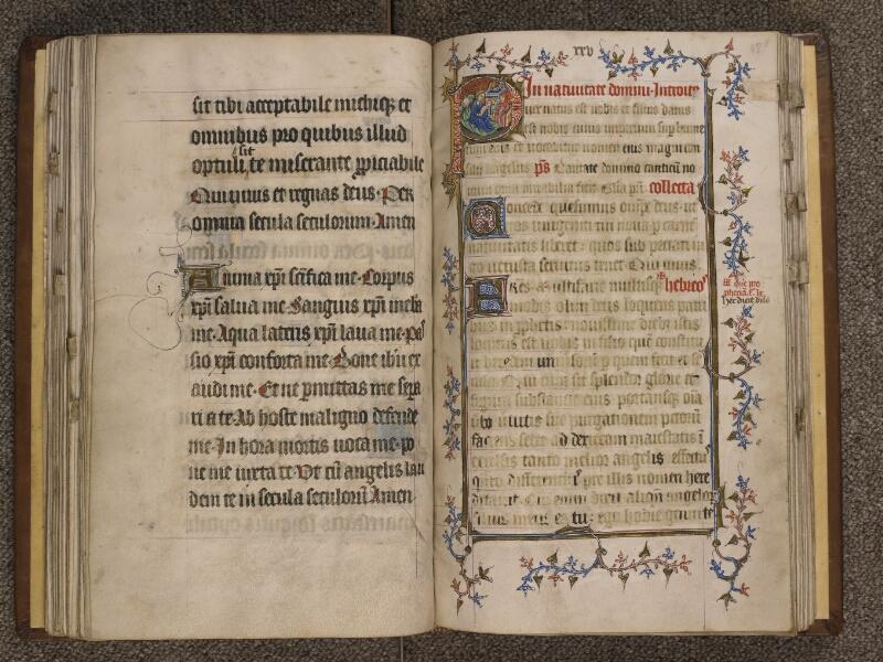 TOURNAI, Bibliothèque du Séminaire, 023, f. 047v - 048