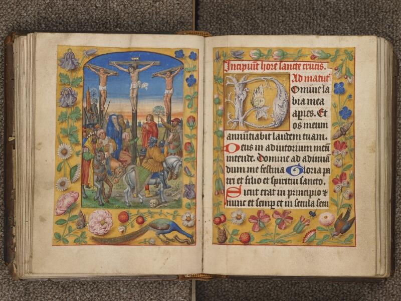 TOURNAI, Bibliothèque du Séminaire, 040, f. 035v - 036