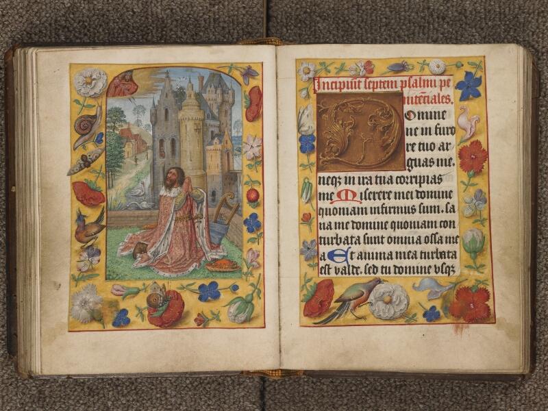 TOURNAI, Bibliothèque du Séminaire, 040, f. 060v - 061
