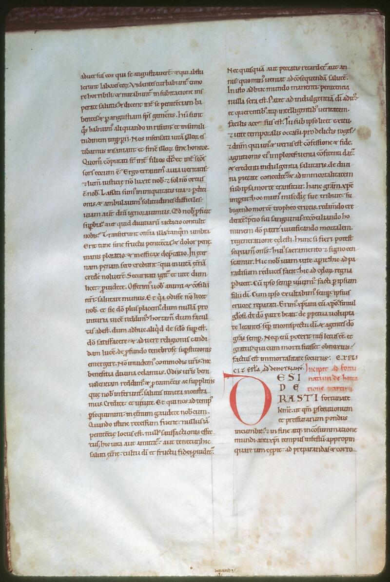 Tours, Bibl. mun., ms. 0257, f. 008v