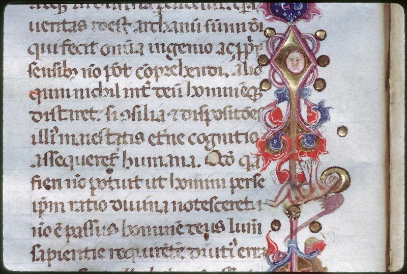 Tours, Bibl. mun., ms. 0258, f. 008v - vue 4