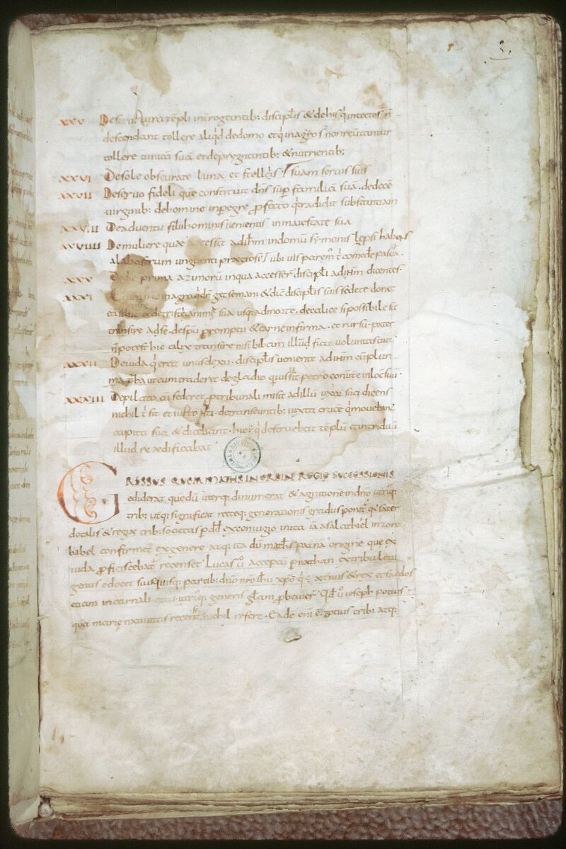 Tours, Bibl. mun., ms. 0263, f. 003
