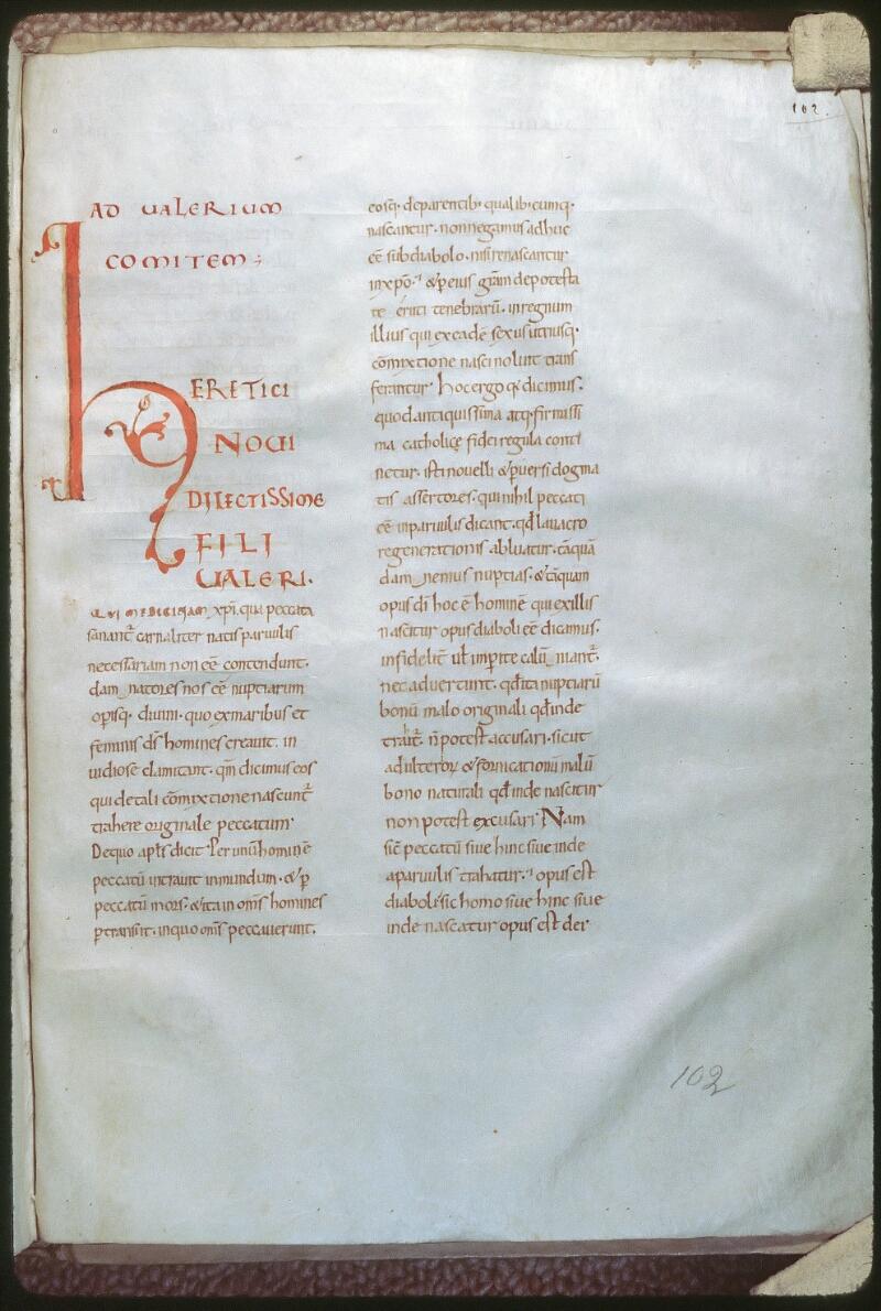 Tours, Bibl. mun., ms. 0266, f. 102