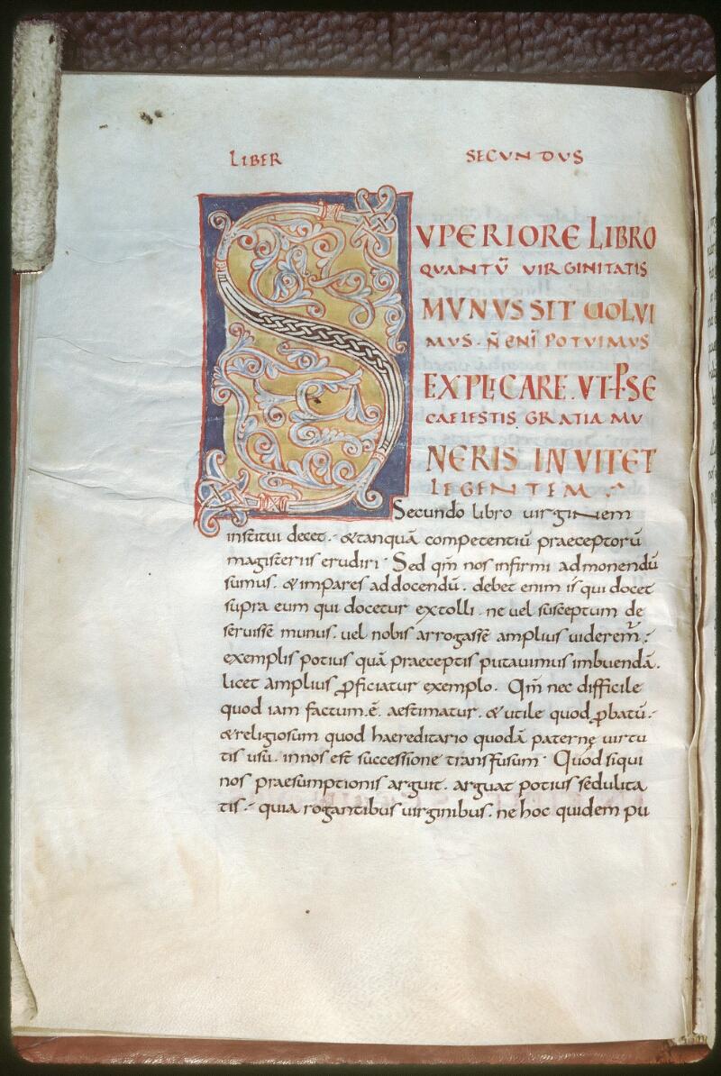 Tours, Bibl. mun., ms. 0268, f. 015v