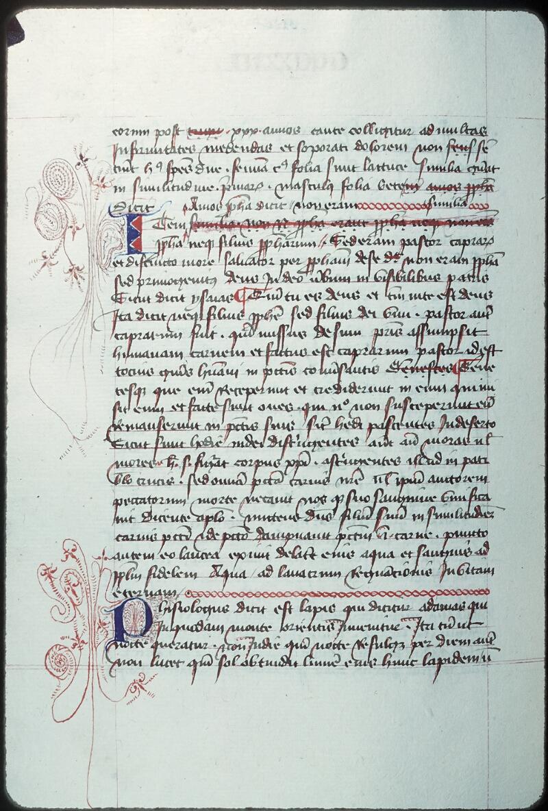Tours, Bibl. mun., ms. 0312, f. 323v - vue 1