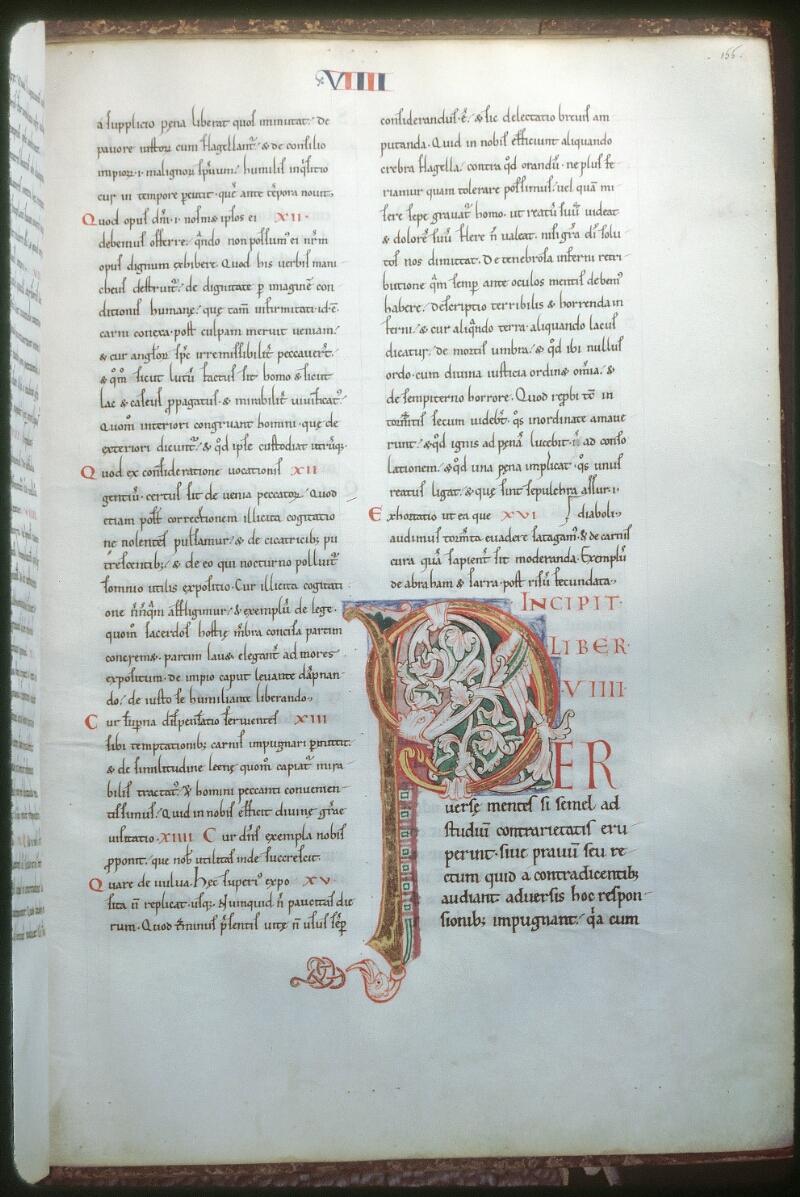 Tours, Bibl. mun., ms. 0318, f. 155