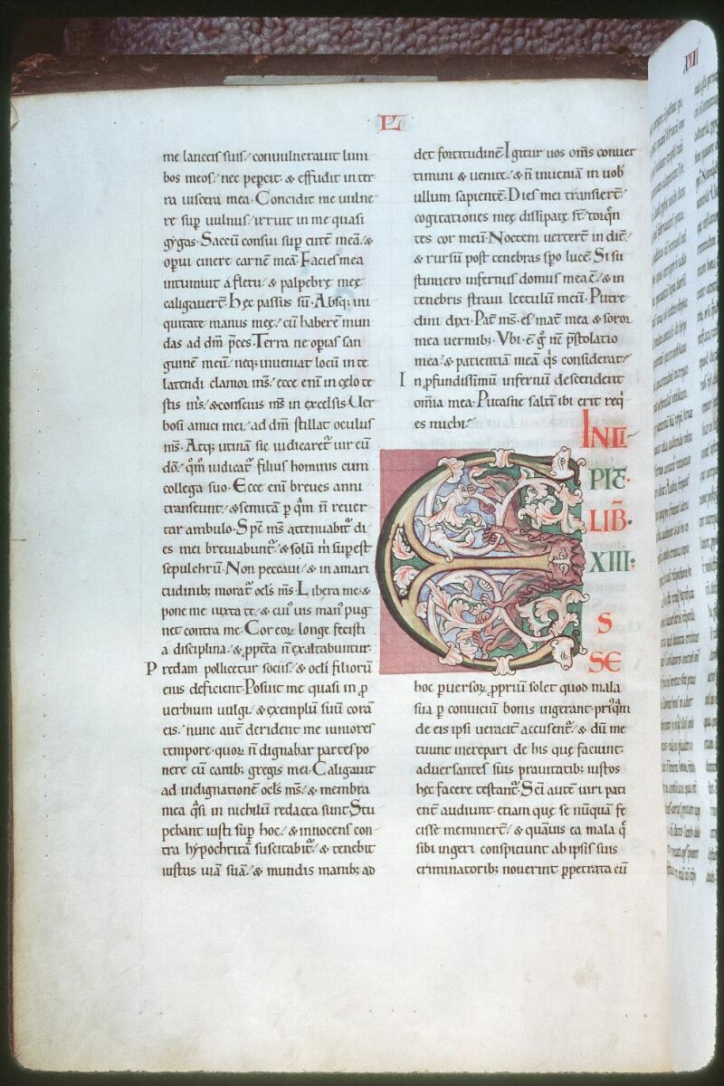 Tours, Bibl. mun., ms. 0319, f. 029v - vue 1
