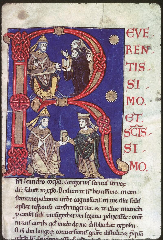 Tours, Bibl. mun., ms. 0321, f. 002 - vue 2