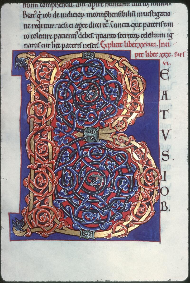 Tours, Bibl. mun., ms. 0321, f. 276