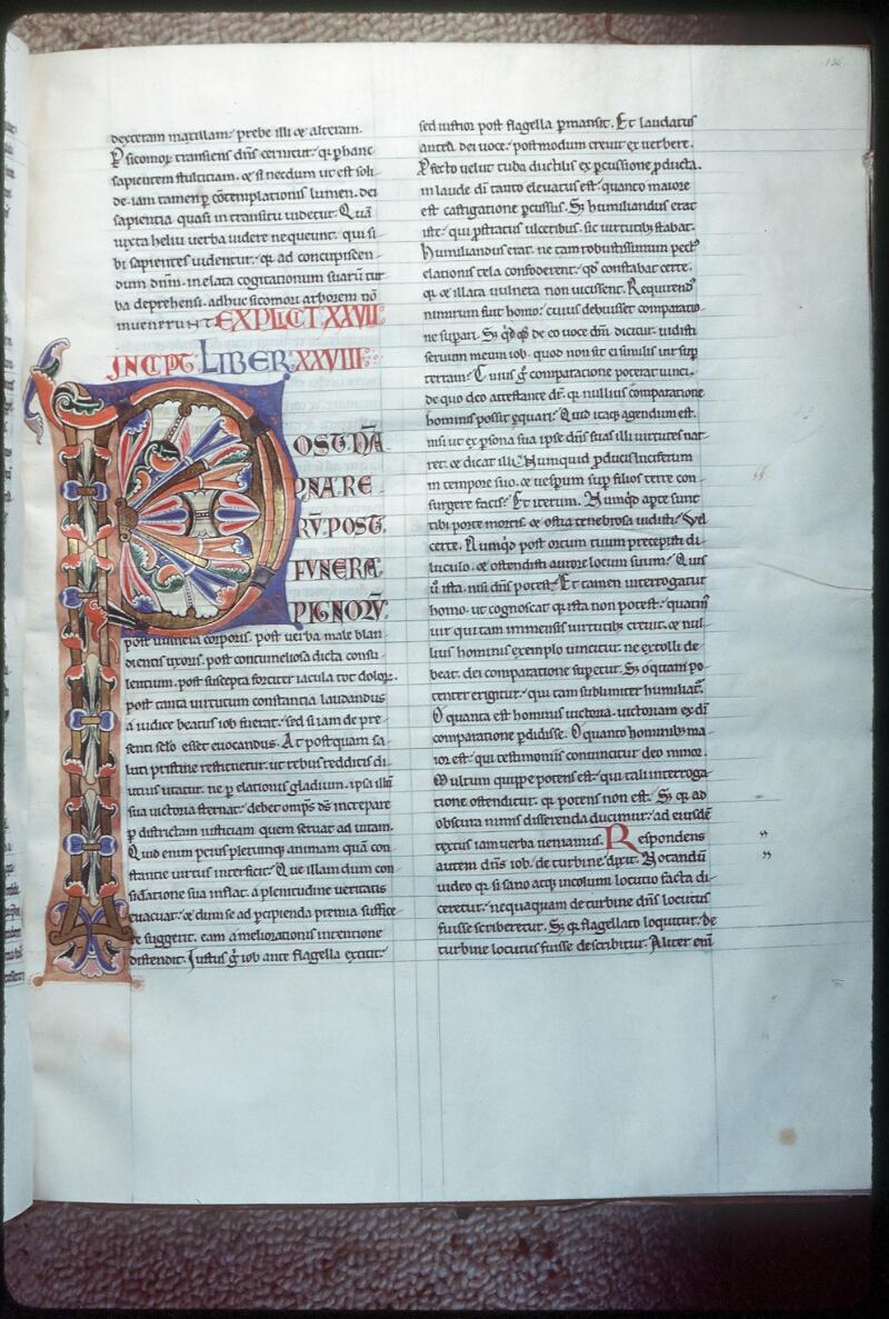 Tours, Bibl. mun., ms. 0322, f. 136