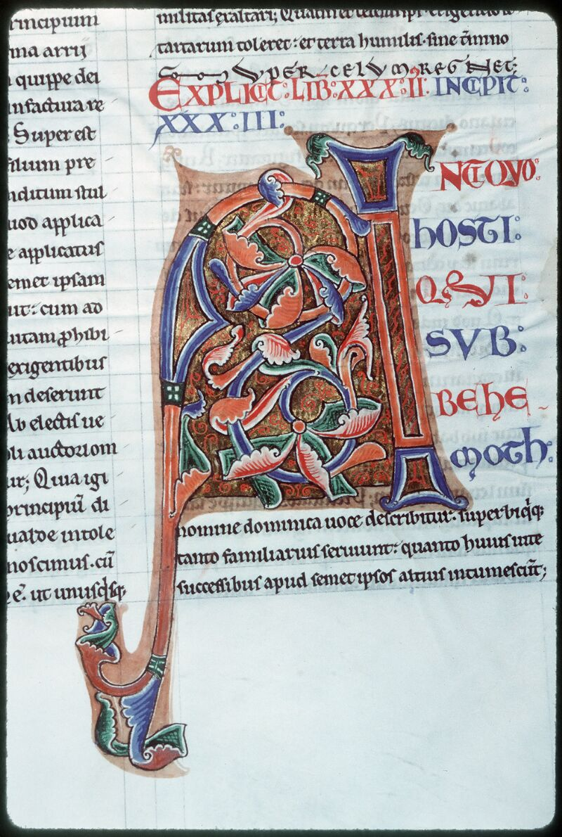 Tours, Bibl. mun., ms. 0322, f. 199