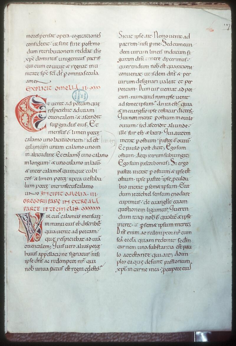 Tours, Bibl. mun., ms. 0324, f. 107