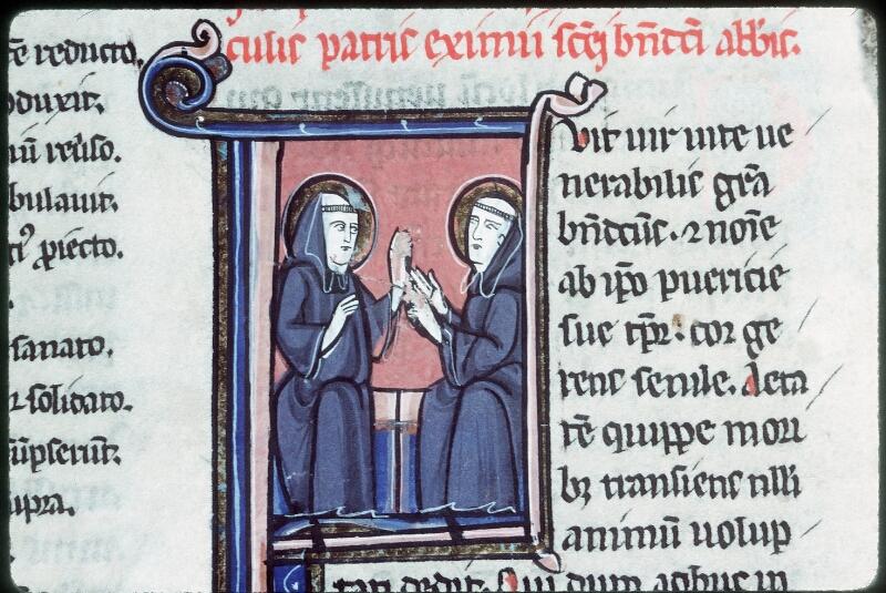 Tours, Bibl. mun., ms. 0327, f. 049 - vue 2