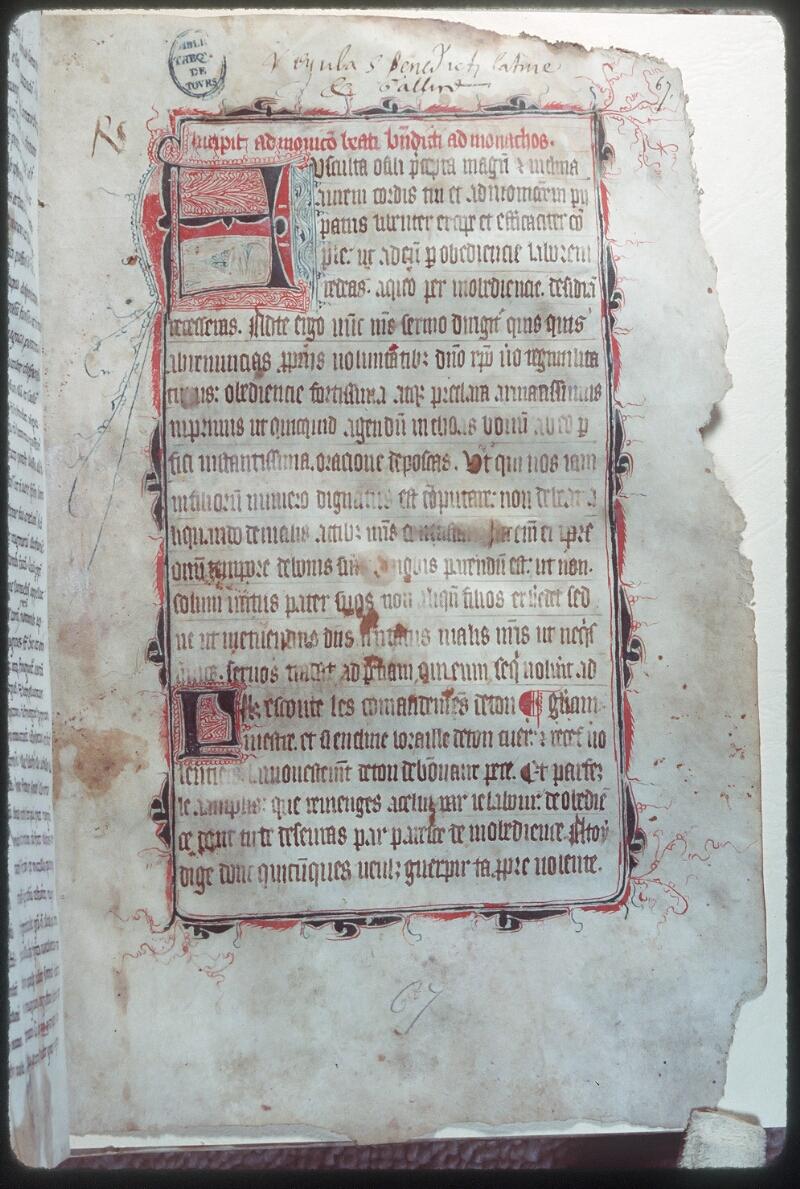 Tours, Bibl. mun., ms. 0330, f. 067
