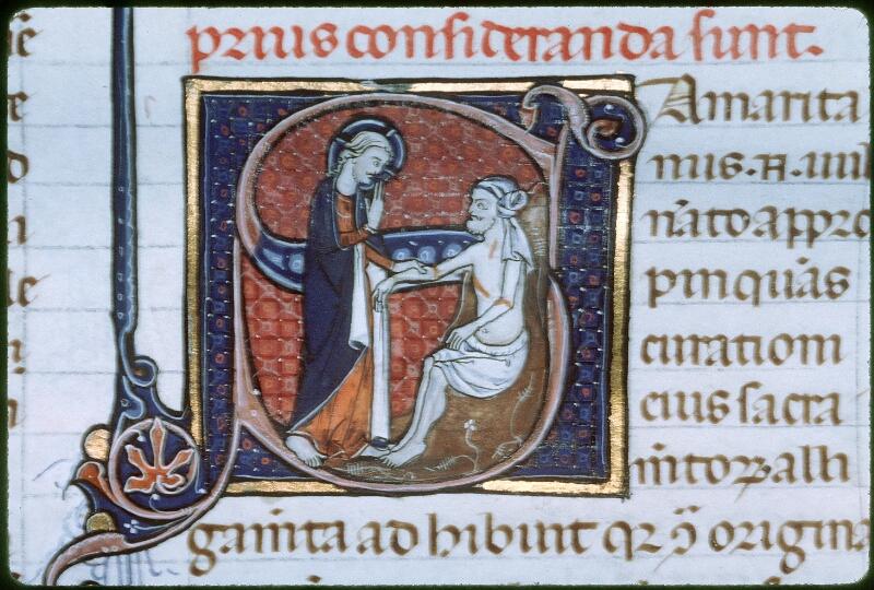 Tours, Bibl. mun., ms. 0355, f. 211 - vue 2
