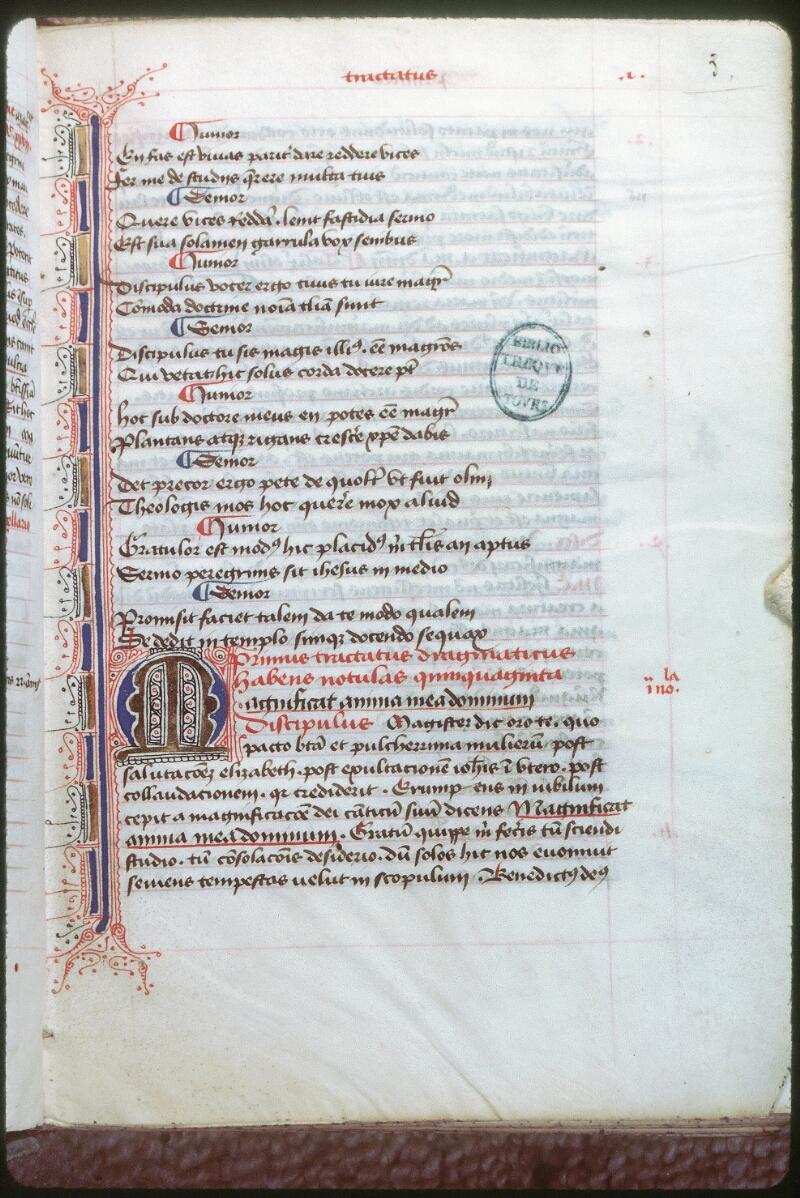 Tours, Bibl. mun., ms. 0383, f. 003
