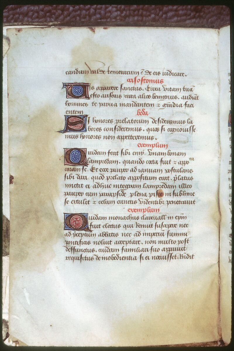 Tours, Bibl. mun., ms. 0470, f. 003v